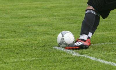 Voetbalschoen