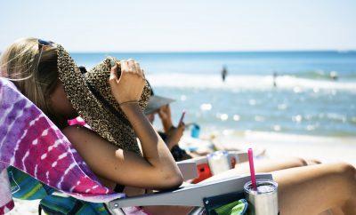 5 richtlijnen voor als je onder de zonnebank wilt
