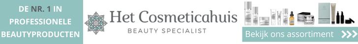 het cosmeticahuis is een specialist in beauty producten
