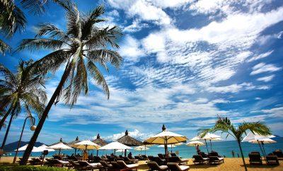 een tropische bestemming als reisinspiratie
