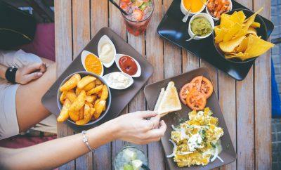 origineel dineren in de zomer