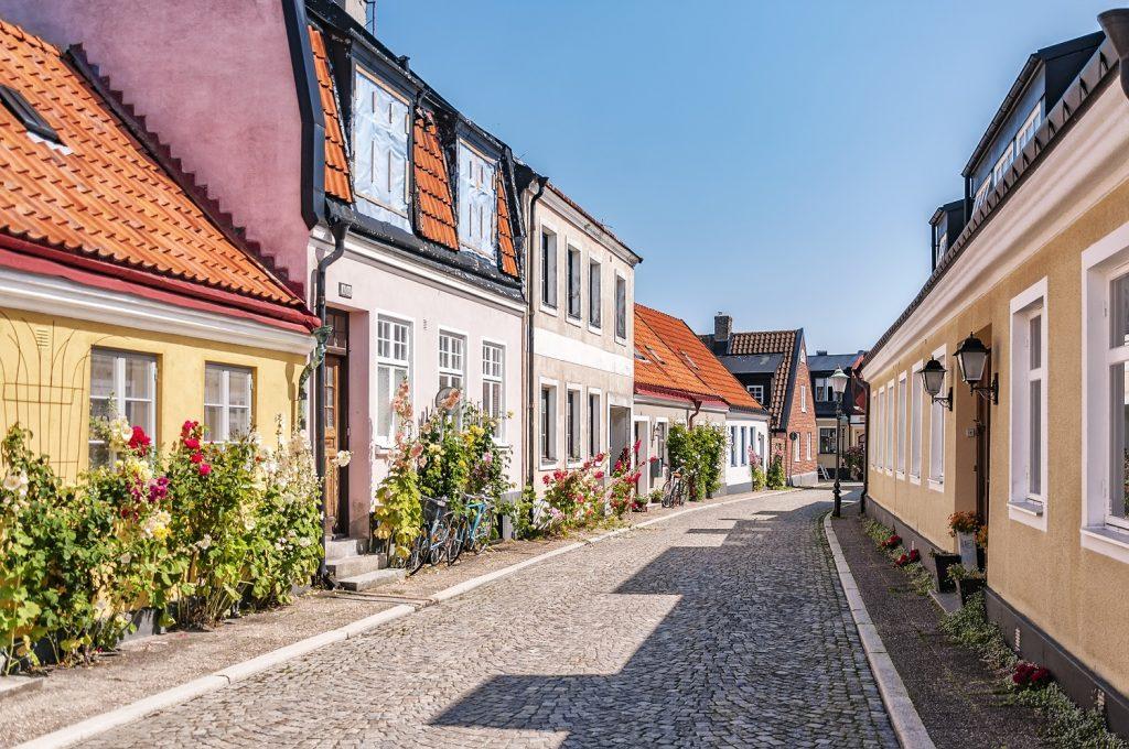 ystad in Stockholm