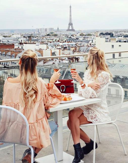 Winkelen en eten in Parijs