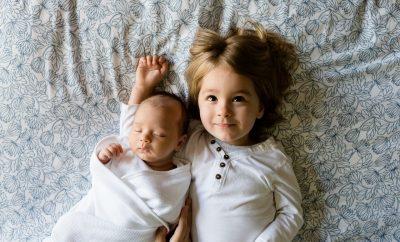 kinderen bij gezinsuitbreiding
