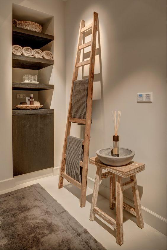4x houten badkameraccessoires voor je badkamer | Lifestyle Vision