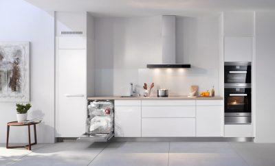 verschillende opstellingen voor keukens