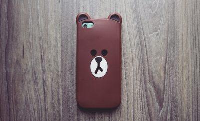 een versierde iphone 7