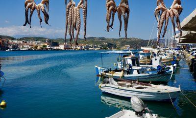 rondreis Peloponesos