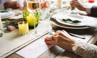 denk aan 3 zaken als je een bruiloft organiseren
