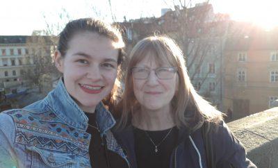 Stedentrip Praag met je moeder