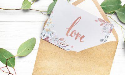 Romantische afbeelding Liefde/love
