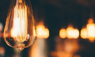 industriële led hanglamp