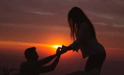 bijzonder huwelijksaanzoek
