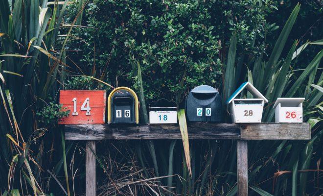 gepersonaliseerde mailings versturen