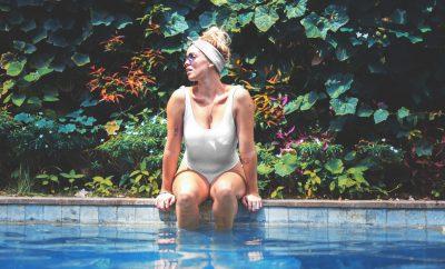 zwembad met of zonder overkapping