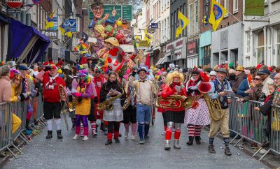 Inspiratie carnavalskleding