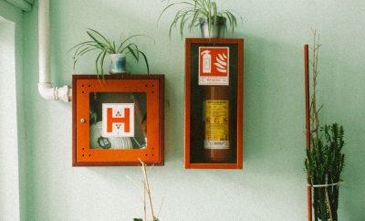 Tips versieren brandblussers