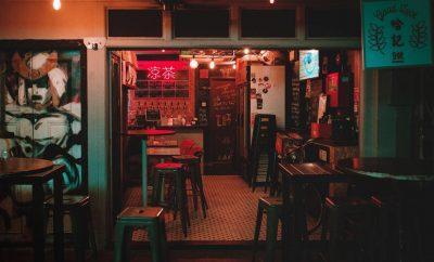 dim sum aziatisch restaurant